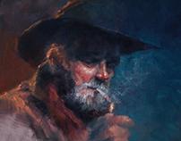 oil portraits #01