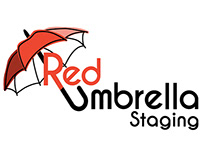 Red Umbrella Staging Branding/Business Card (Concept)