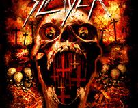 Slayer - Hell Skull T-shirt