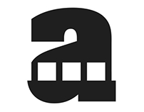 School Project: Arcade Movie Theater Logos