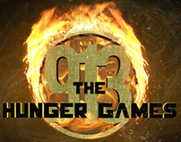 The Hunger Games // sermon series branding