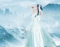Goddes of snow