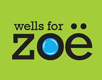 Wells for Zoë Brand Identidy
