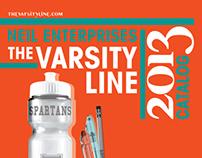 The Varsity Line 2013 Catalog