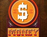Money Lettering