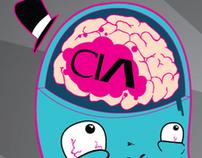 09' CIA Tshirt Design submission