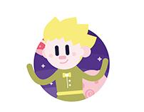 Le petit prince gifs