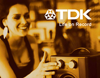 TDK Audio Packaging