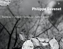CD / Musique classique : Philippe Davenet