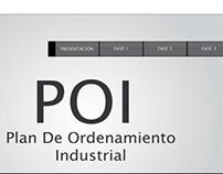 Plan de Ordenamiento Industrial (Presentación Proyecto)