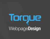 Torque Brand Website and GUI Design