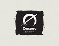 Branding || Zenzero Sensi Bistrot || Simulation