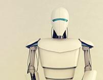 Robot R79 3DModel