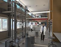 Centro de Investigación y Desarrollo de la FLA (Proy)