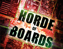 HORDE OF BOARDS (CPU Magazine Feature)