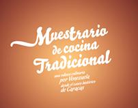 Muestrario de Cocina Tradicional