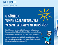 Reklam Oburları/Acuvue