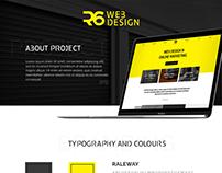 R6 Web Design