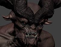 Demon wip