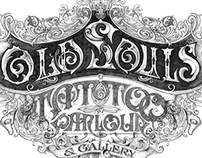 Old Souls Tattoo Parlour design