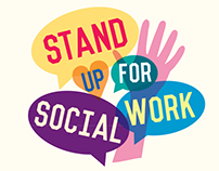 Stand Up For Social Work