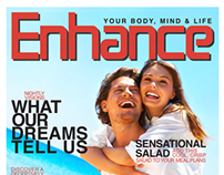 Enhance Magazine Layout