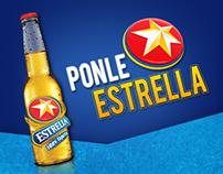 Cerveza Estrella - Ponle Estrella