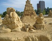 Burgas Sand Fest 2009