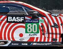 BMW M8 GTE BASF Cassetten