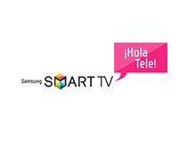 Samsung TV - Smart TV ¡Hola Tele!