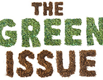 The Green Issue - Daily Sundial Newspaper