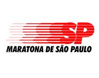 São Paulo's Marathon logo