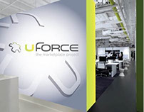 the U-Force                 Corporate Brand Development