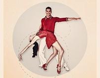Dupla de Dança Ludmila e Ariel