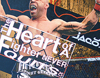 The Heart of a Fighter Campaign for Jaco Clothing