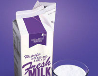 Cadburys Milk Advert