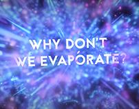Nick Blaemire - EVAPORATE (Lyric Video)