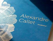 Artist Book ~ Alexandre Callet ~ Feelink Studio