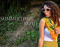 Summertime road