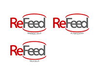 Remembrane - Logos for ReFeed and RePort