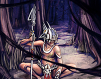 Futuristic Tribal Clan