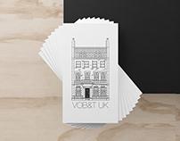 VOB&T UK Logo & Identity