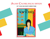 New Yorker Portrait Julian Casablancas