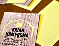 Brian Hamersma Builder