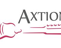 Axtion Isologotipo