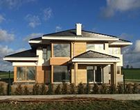 Realizacja projektu Dom z Widokiem