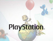 Playstation Kids | Website