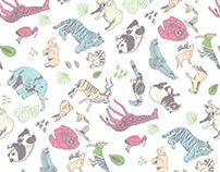 nokhook Pattern design
