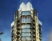 Mixed-Use Building, Dubai, UAE