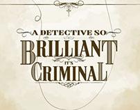 Sherlock Holmes (2009) Key Art Poster